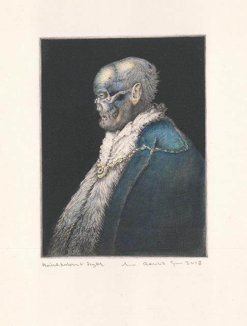 , 'Rembrandt`s father VI,' 2018, Kunstverket Galleri