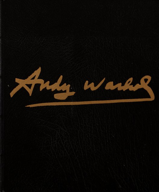 Andy Warhol, 'Andy Warhol's Exposures', 1979, Other, Hardcover book, Heritage Auctions