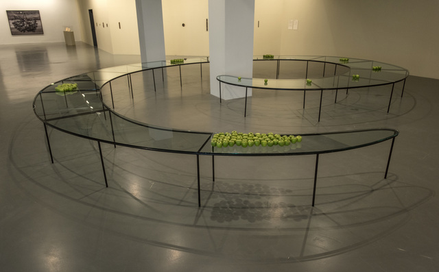 , 'Spiral Table,' 1989, Istanbul Modern