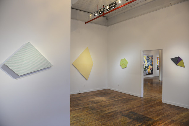Blinn Jacobs, 'Quarter Piece', 2014, Painting, Acrylic on canvas/gatorboard, FRED.GIAMPIETRO Gallery