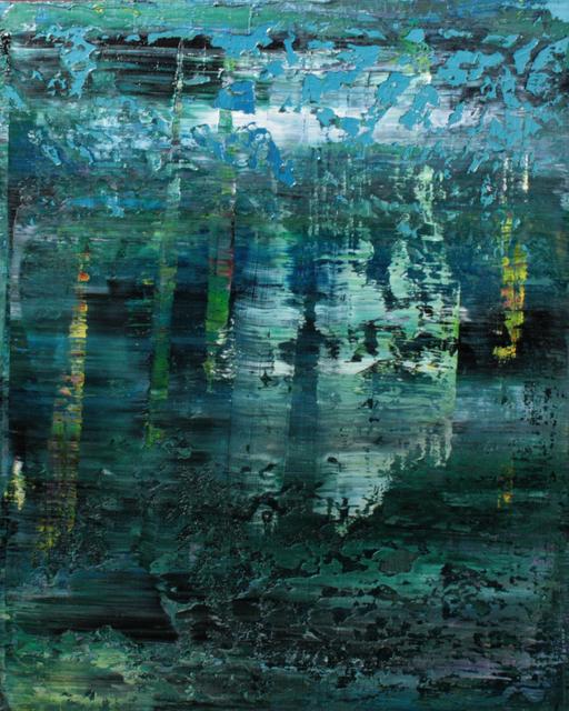 , 'abstract N° 1021 [East Indian hygrophila],' , Saatchi Art
