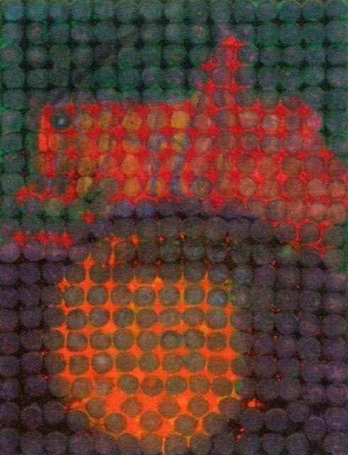 Luis Zarate, 'SIN TITULO (CHAPULIN ROJO)', 1999, Galería Quetzalli