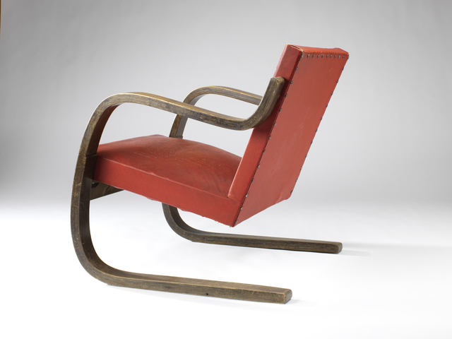 , 'Chair (model 34),' , Bard Graduate Center Gallery
