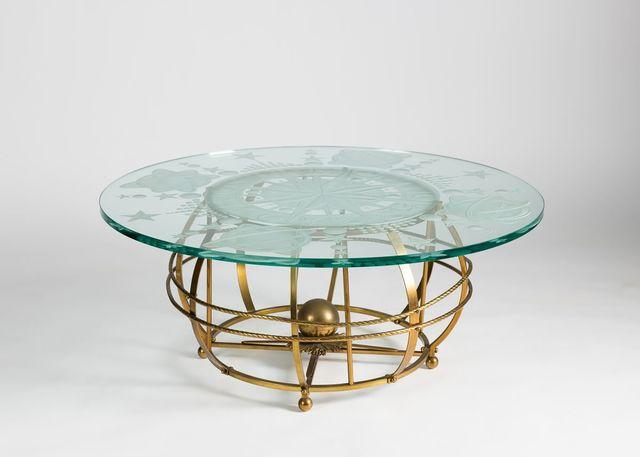 , 'Coffee Table,' ca. United States-circa 1970, Maison Gerard