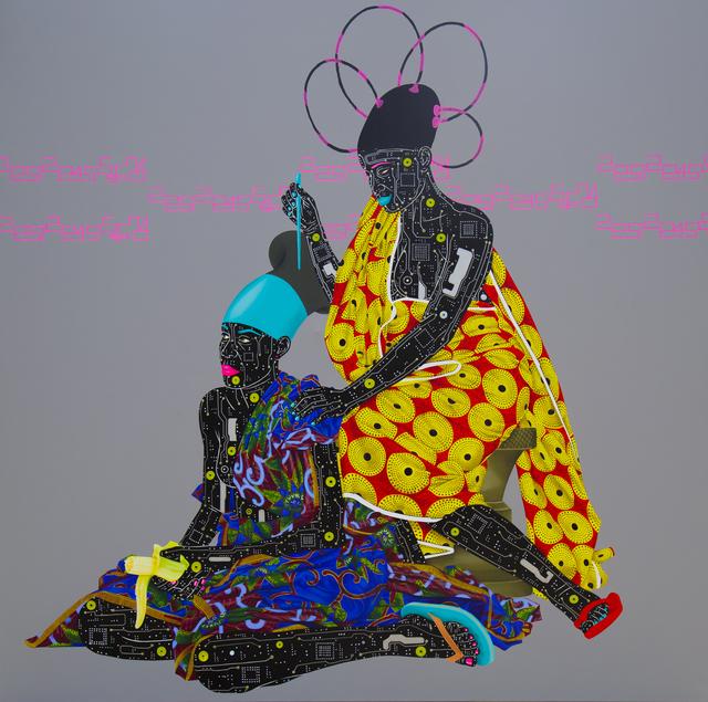 , 'Tambour,' 2016, October Gallery