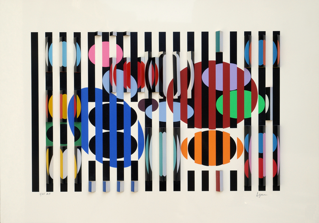 , '2+3=4,' 1984, Bruno Art Group