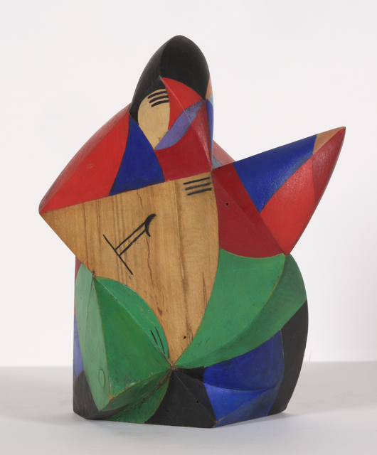 , 'Guitarist,' 1915-1917, Debra Force Fine Art