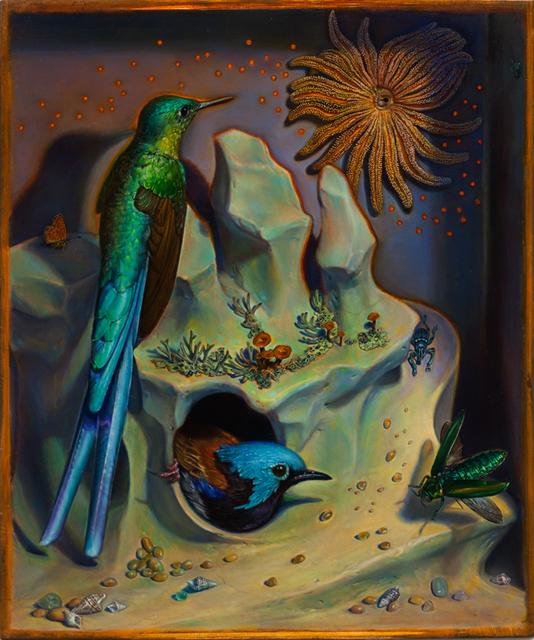 , 'Diorama with Starfish,' 2013, Jason McCoy Gallery