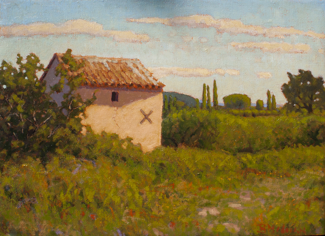 Barry F. McCuan, 'Nr. Mont Ventoux', 2014, Ventana Fine Art