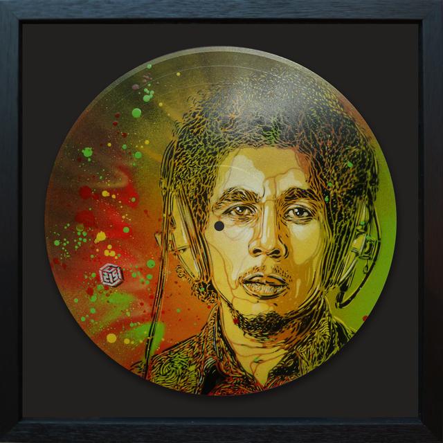 , 'Bob Marley,' 2017, StolenSpace Gallery