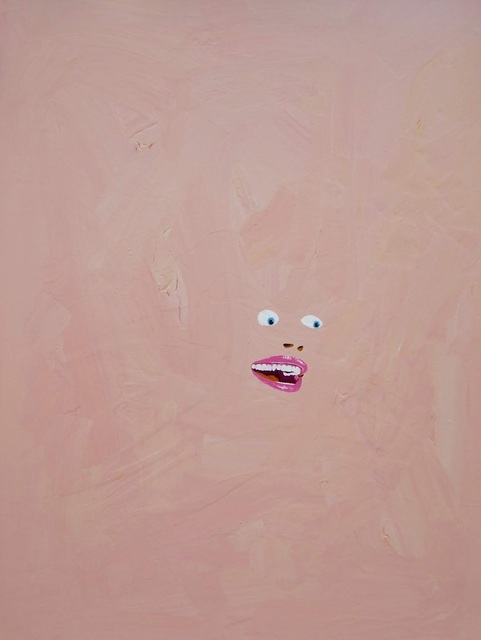 , 'Big head tiny face,' 2018, Ro2 Art
