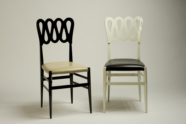, 'Two prototype chairs,' 1965, Aria d'Italia