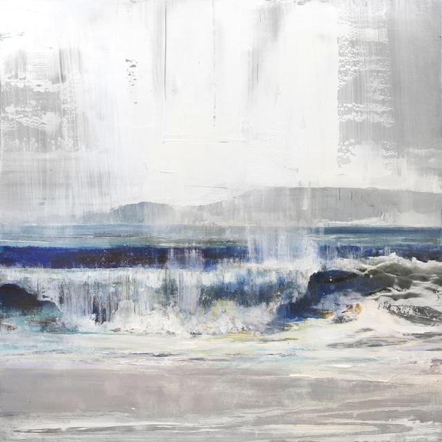 , 'Pull of the Sea,' 2018, Bau-Xi Gallery
