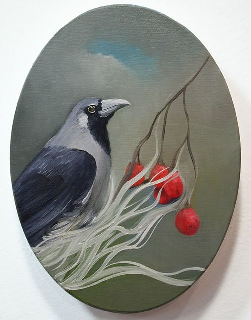 , 'Crow 1,' 2016, Childs Gallery