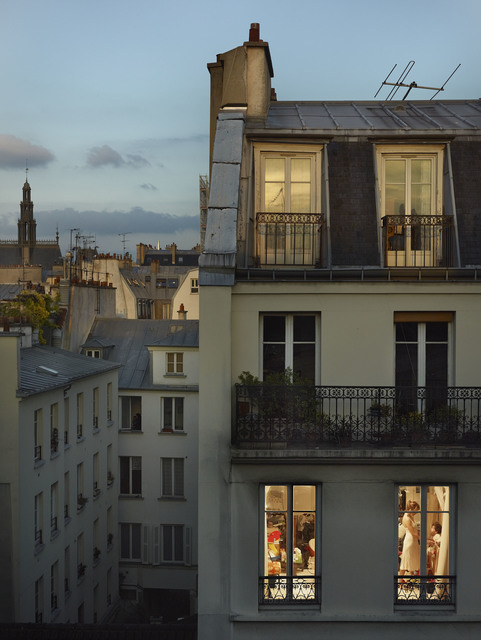Gail Albert Halaban, 'Rue du Faubourg St. Denis, Paris, 10e, le 17 mai', 2013, Edwynn Houk Gallery