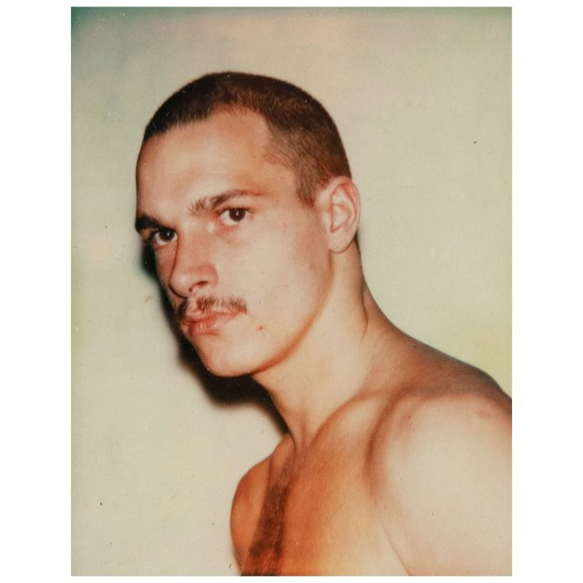 Andy Warhol, 'Polaroids Photograph, Sex Parts: Young Moustache', 1977, Photography, Unique polaroid print, Caviar20