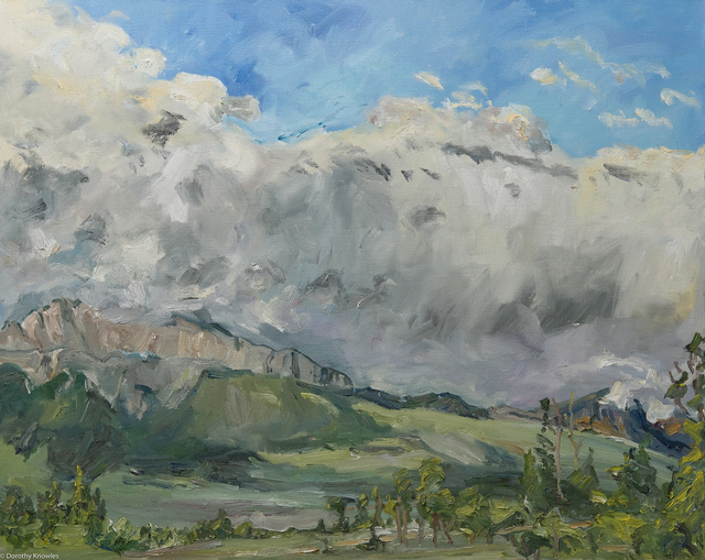, 'Bow Valley Series #17,' 1991, Wallace Galleries
