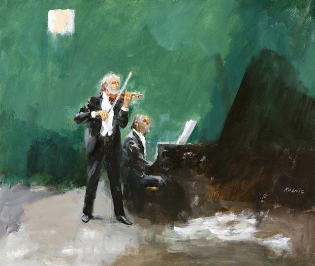 , 'Violin Sonata - Cyril Scott,' , Dowling Walsh