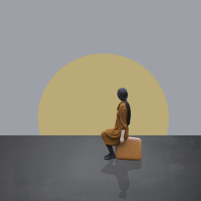 Patty Maher, 'The Sunset', 2019, Abbozzo Gallery