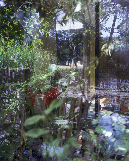 , 'Cobblestone Garden #1 (After Arthur Erickson),' 2016, Galerie Nicolas Robert