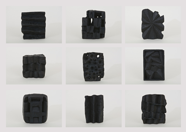 , 'Fragments,' 2012-2013, Galerie Michael Haas