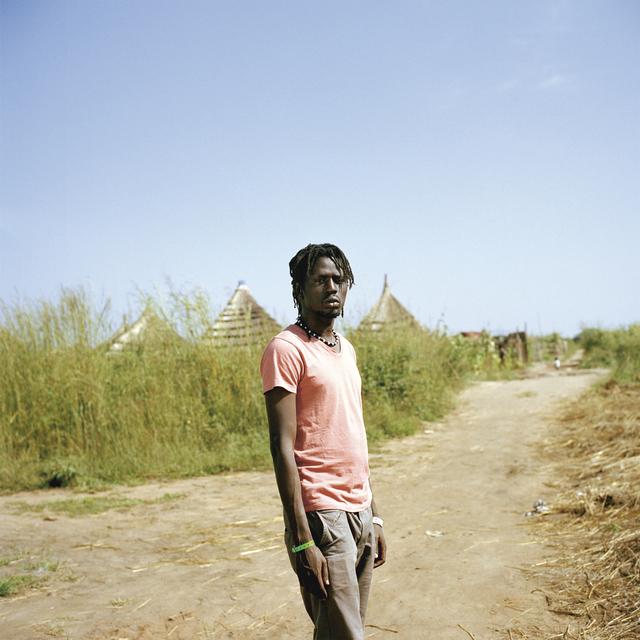 , 'Emmanuel Jal,' 2012, Galerie Droste