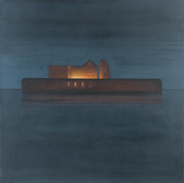 , 'The Island Santo Spirito at Night,' 2008, Galerie Kovacek & Zetter
