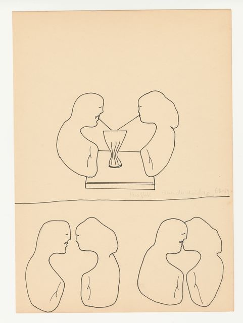Anna Maria Maiolino, 'Untitled, from Entre Pausas (Between Pauses( series', 1968-1969, Hauser & Wirth