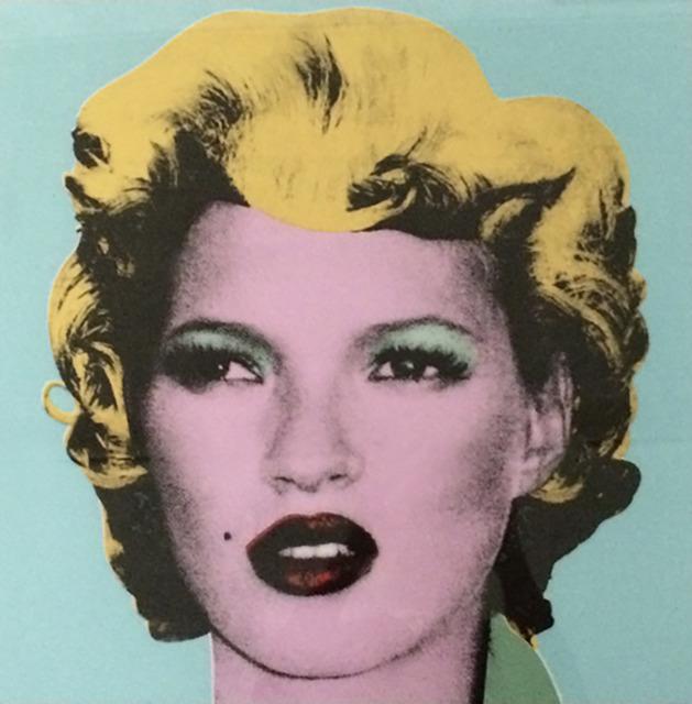 Banksy, 'Kate Moss', 2005, Nine Way Fine Art
