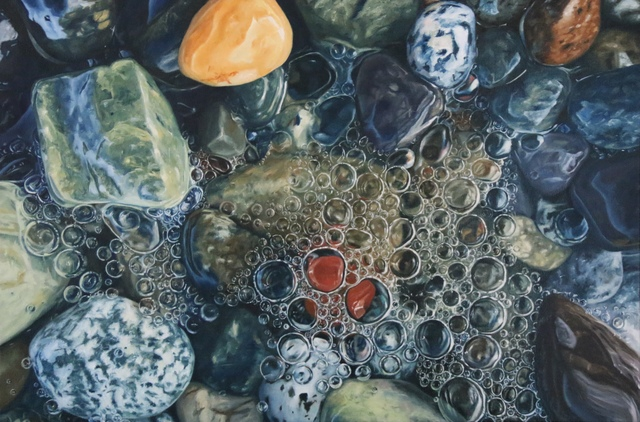 , 'Under the Surface,' , WaterWorks Gallery
