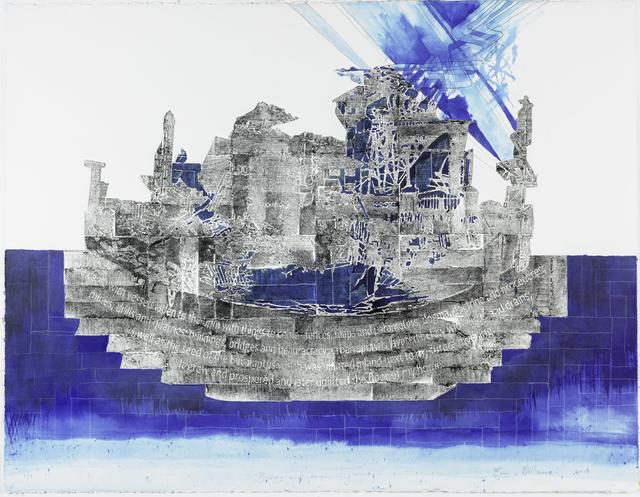 , 'Bridges and bureaucracy,' 2018, Nando's & Spier Arts Trust