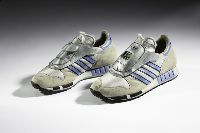 , 'adidas, Micropacer,' 1984, American Federation of Arts