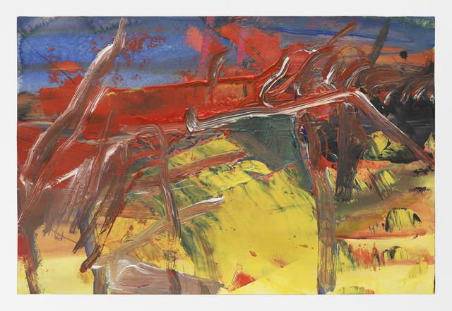 , 'Untitled (17.12.85),' 1985, Anthony Meier Fine Arts