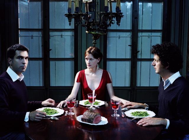 , 'Diner entre amis,' 2003, Sous Les Etoiles Gallery