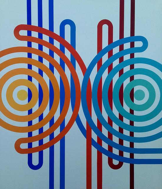 Carlos Presto, 'Vertical 3223', 2016, ACCS Visual Arts