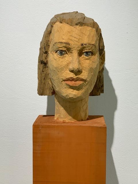 , 'Female Head,' 2003, 3 Punts Galeria