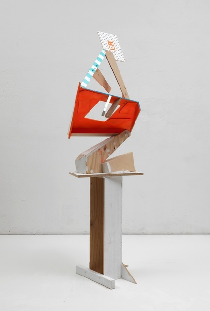 , 'Study NEVER,' 2011, Galería Heinrich Ehrhardt