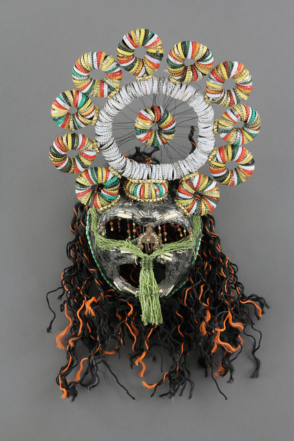 , 'Rainbow Brites Frater Mask,' 2013, MAIA Contemporary