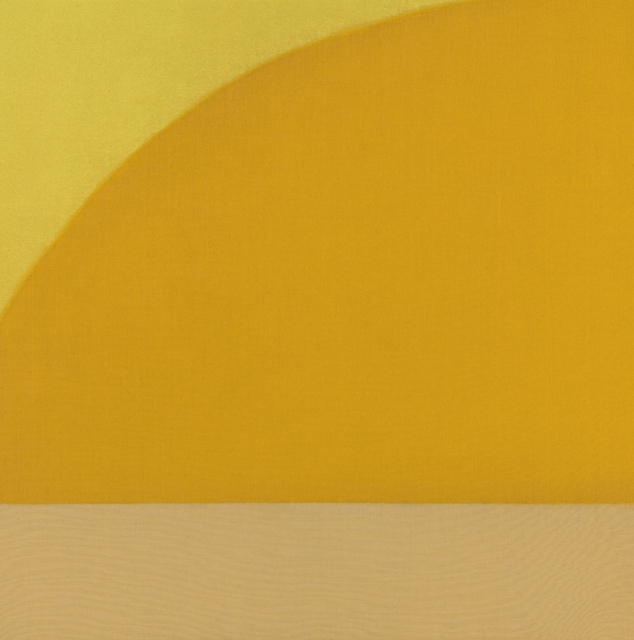 , 'Untitled (Yellow Orange),' 2015, Berry Campbell Gallery