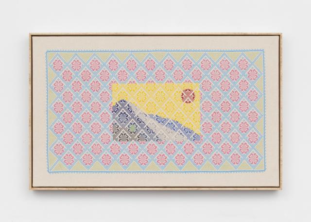 Jordan Nassar, 'O Yellow Victory!', 2019, Anat Ebgi