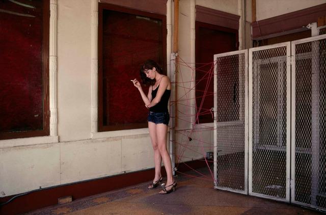 Lise Sarfati, 'Kelly, South Alvarado Street, From the series On Hollywood', 2010, ROSEGALLERY