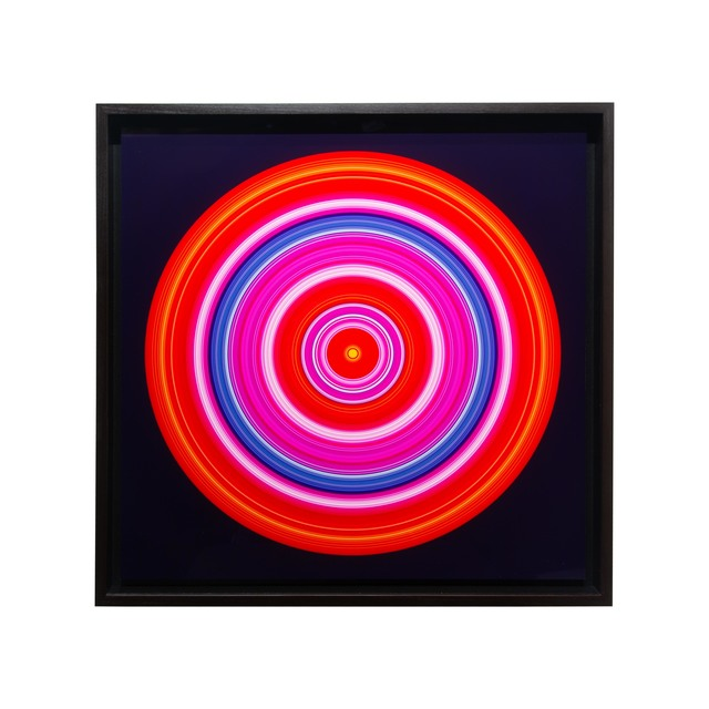 Rob and Nick Carter, 'Small Spectrum Circle', 2020, Photography, Cibachrome mounted on aluminium, Dellasposa