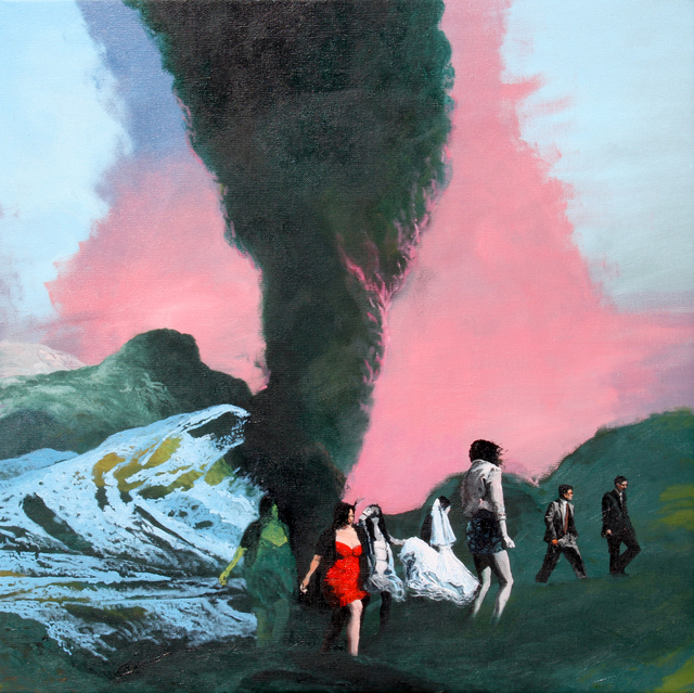 , 'LAND OF THE FREE 11,' 2016, Judy Ferrara Gallery