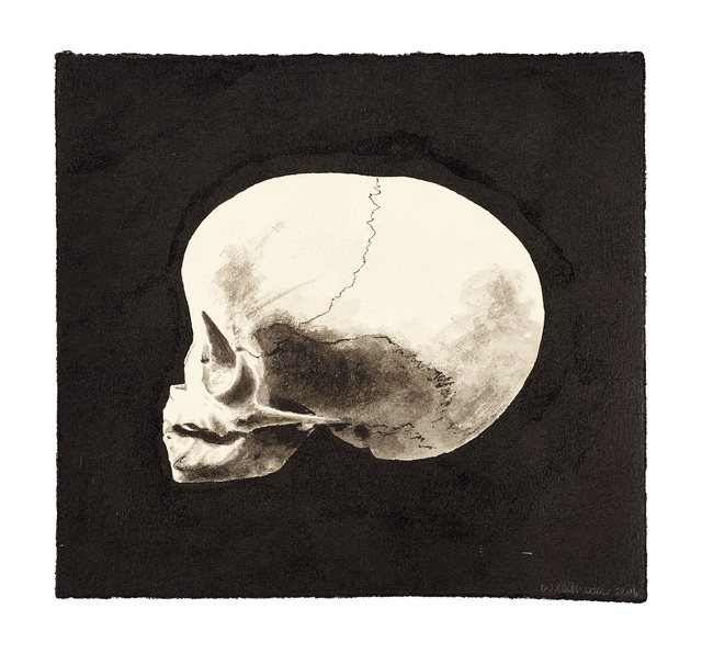 , 'Infant Skull II,' 2015, Goodman Gallery
