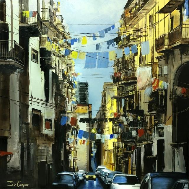 , 'Streets of Napoli,' 2018, SimonBart Gallery