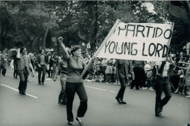 , 'Partido Young Lords,' 1970, El Museo del Barrio