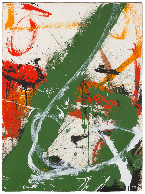 Norman Bluhm, 'Untitled #1', 1964, Hindman