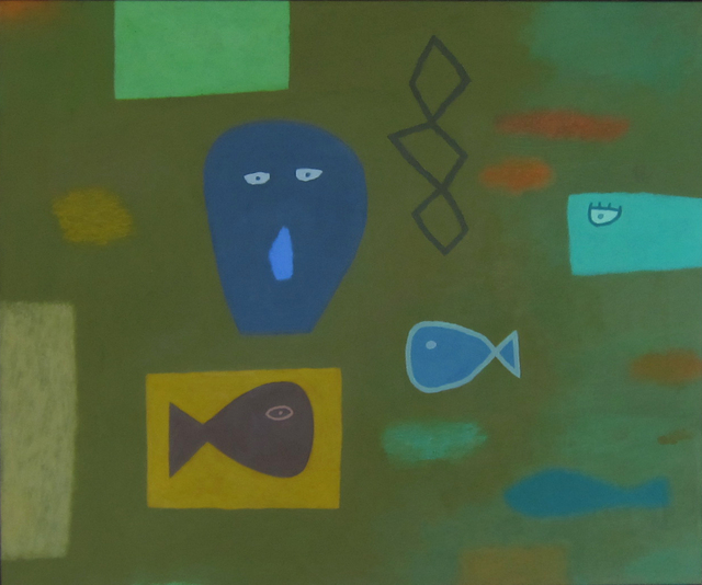 , 'Trust Me, I'm a Marine Biologist,' 2018, Albert Merola Gallery