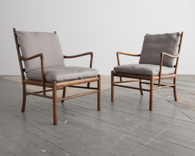 , 'Pair of 'Colonial' Chairs, PJ 149,' 1949, R & Company