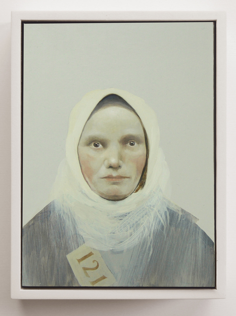 , 'Immigrant series German,' 2016, Conduit Gallery